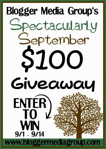 September $100 Cash Giveaway