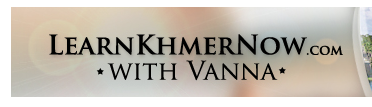 Learn Khmer With VANNA