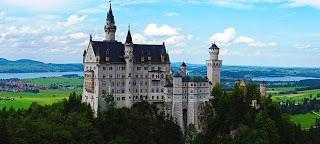 Tempat Wisata Di Jerman - Neuschwanstein Castle (Schloss Neuschwanstein)