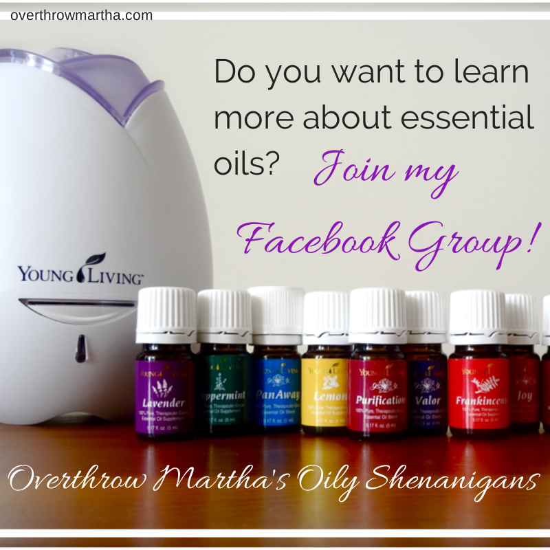 Essential Oil Facebook Group