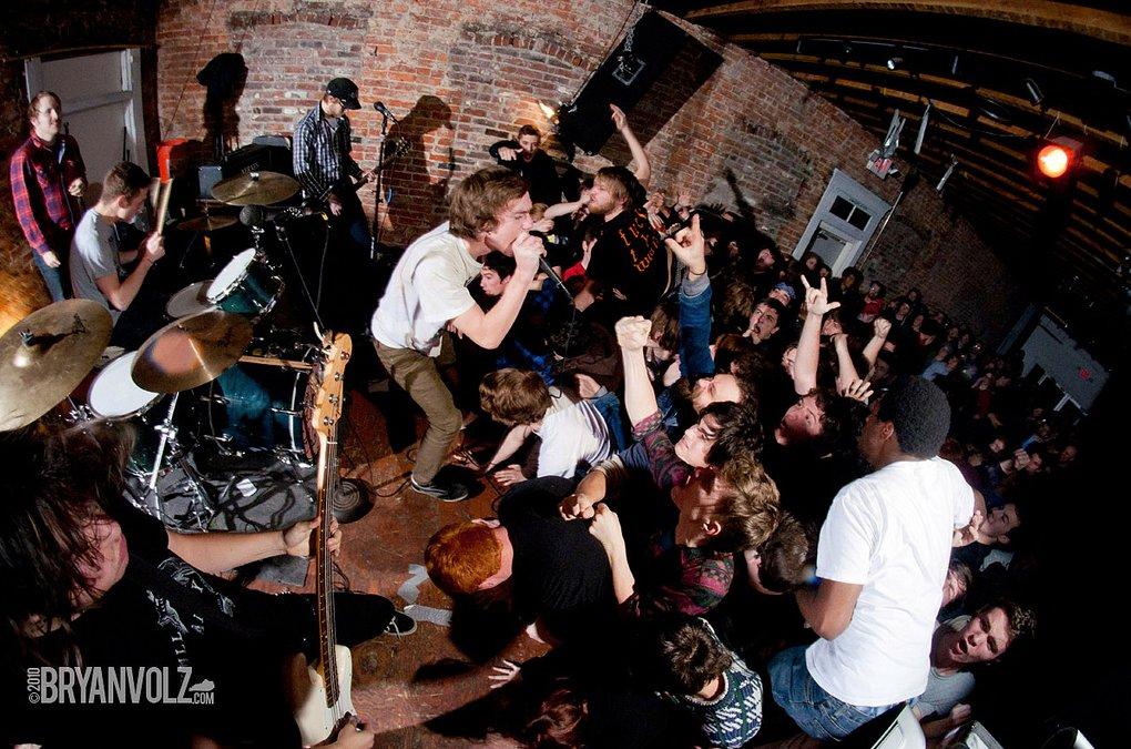 Underground Hardcore Bands 108