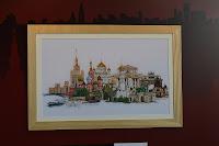 Москва. Автор дизайна Thea Gouverneur (Теа Гувернёр)