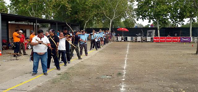 Club Tiro Arqueros Ribereños en Leganés