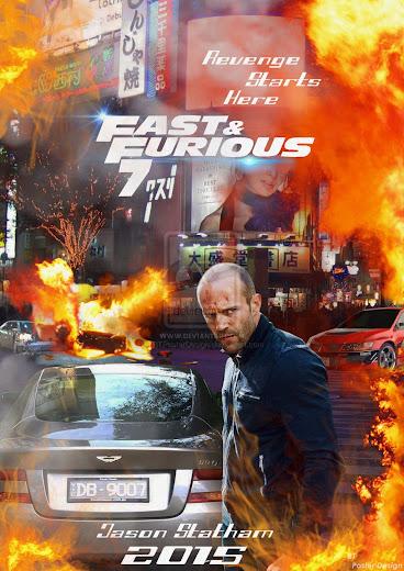 Quá Nhanh, Quá Nguy Hiểm (phần 7) - Fast And Furious 7