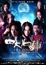 Tứ Đại Danh Bộ - The Four 2012