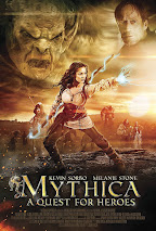 Cuộc chiến thần thoại - Mythica A Quest for Heroes (2015)