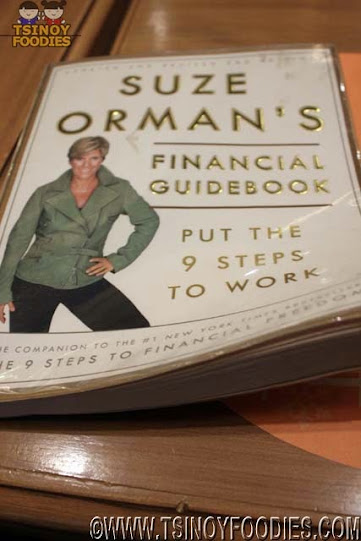 suze ormans financial guidebook