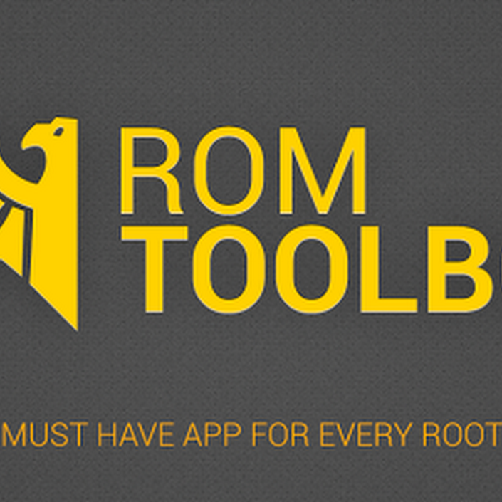 Free Download ROM ToolBox PRO [ROOT]