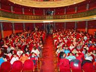 """Los escolares bejaranos disfrutan en el Teatro Cervantes de """"El Cascanueces"""""""