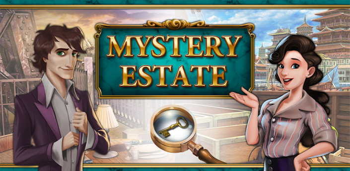 Hidden Object: Mystery Estate v2.0.2