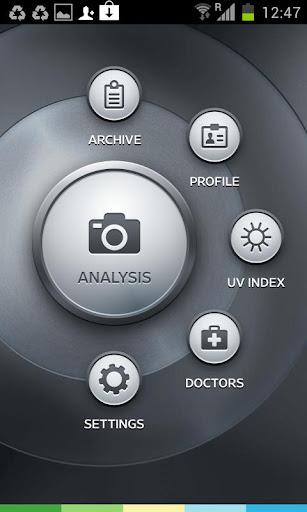 SkinVision v1.1 (aplicacion medica)
