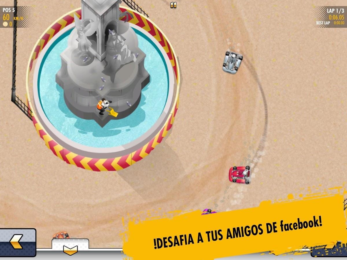 Descargar Red Bull Kart Fighter 3 1.0.1 Dinero Ilimitado APK Android Full Gratis (Gratis)