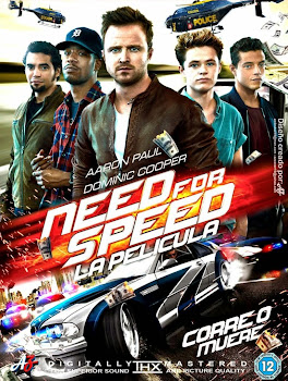 Need for speed; La película Poster