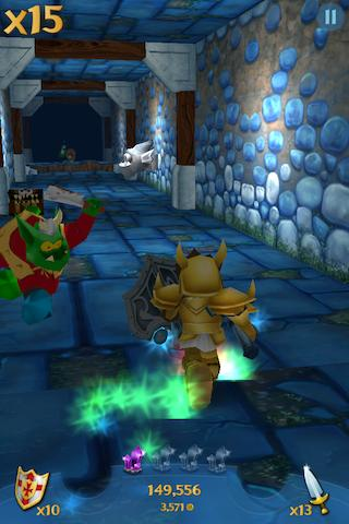 One Epic Knight v1.3.14 Apk Armv6