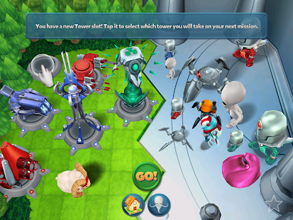 TowerMadness 2 APK+DATA Original + Money Mod