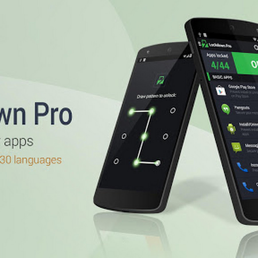 Lockdown Pro - Lock down any app, working perfectly, nice interface
