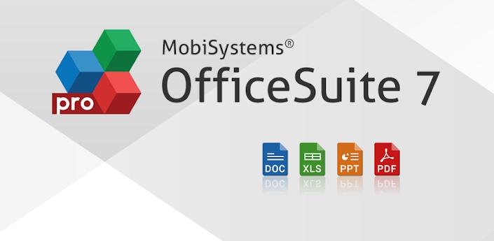 OfficeSuite Pro 7 (PDF & HD) v7.0 APK