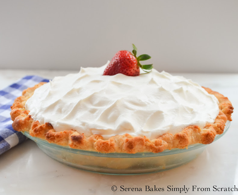 Fresh Strawberry Pie is always a guaranteed hit!