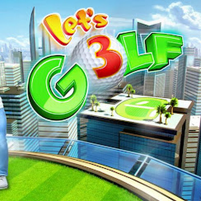 Jeu Android: Let's Golf! 3
