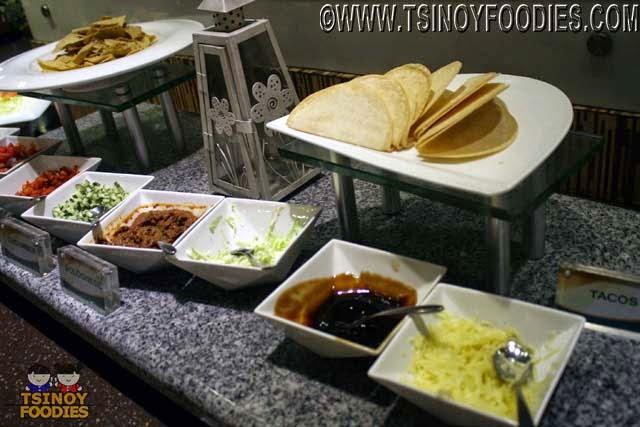 nachos tacos