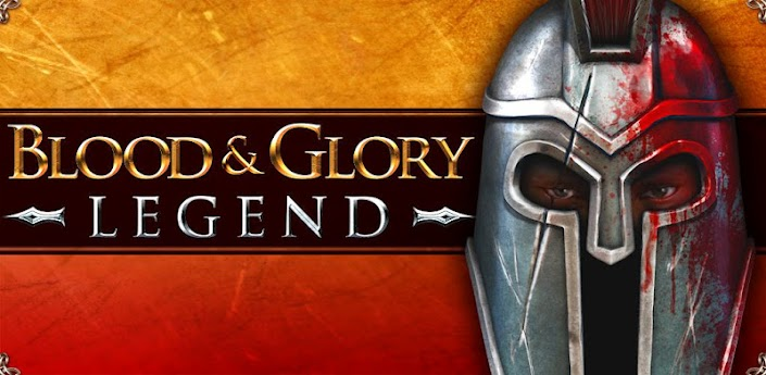 Blood and Glory 2 : Legend Unlimited Coins,Glu Money,Skill Points Modded Apk