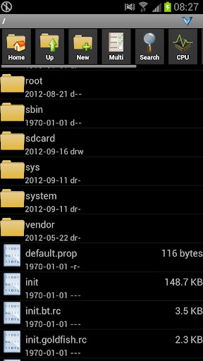 AndroZip File Manager Apk v4.5.4
