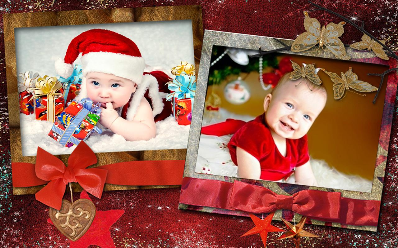 Christmas Photo Frames 2 apk