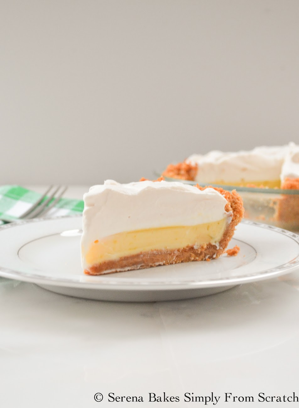 Key Lime Pie is perfect for any occasion. Elegant and easy to make.