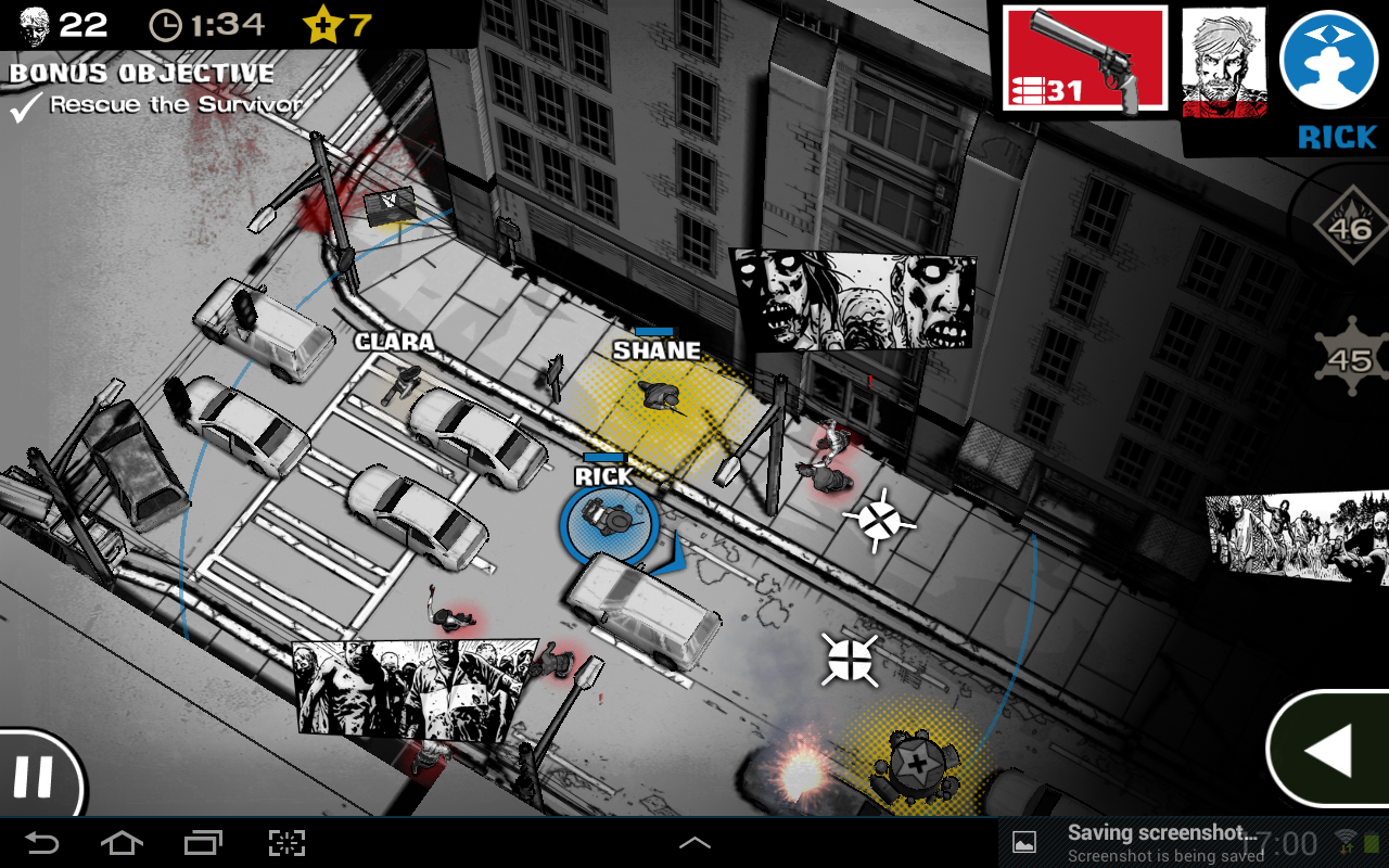 Descargar The Walking Dead: Assault 1.52 APK Android Full Gratis (Gratis)