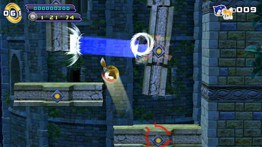 Sonic 4 Episode II apk and sd data: Armv6 qvga hvga wvga games free download