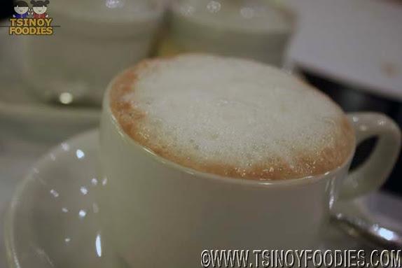 asian cappuccino