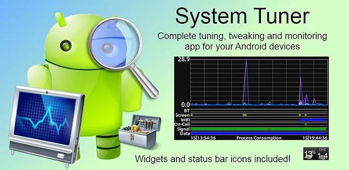 System Tuner Pro Apk v2.5.10