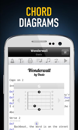 Ultimate Guitar Tabs & Chords android