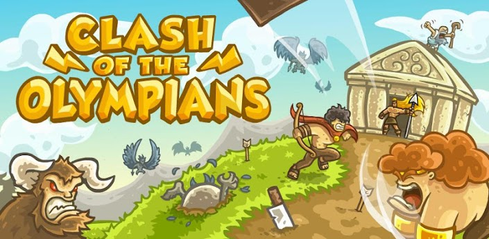 Clash of the Olympians Apk v1.0.3 Mod (Unlimited Money)