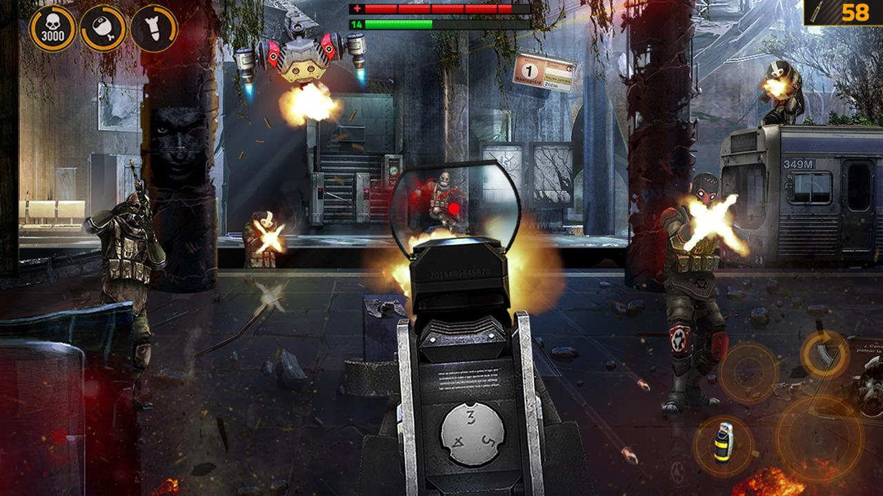 Download Overkill 2 Torrent Android APK 2013