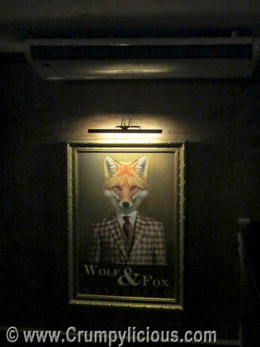 wolf and fox gastropub