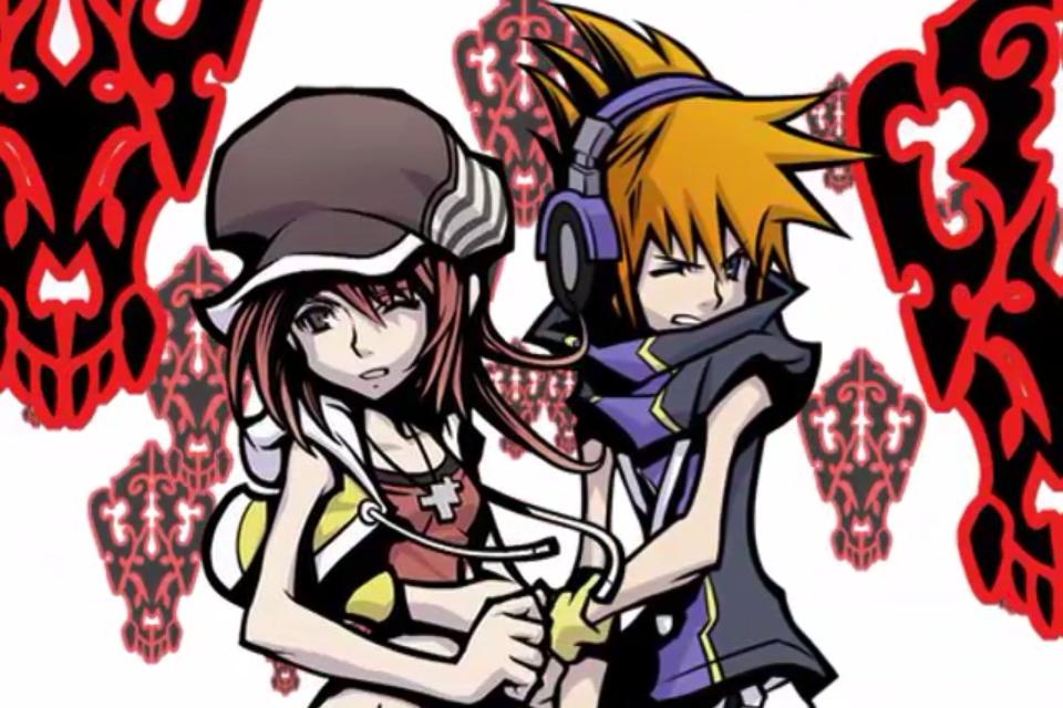 The World Ends With You Joshua True Form