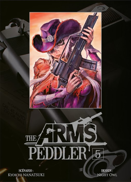 The Arms Peddler - Tome 5 chez Ki-Oon