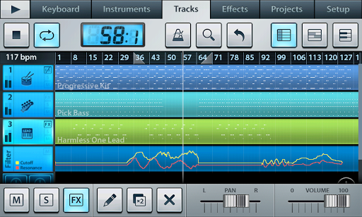 Descargar FL Studio Mobile v1.1 APK Android Full Gratis (Gratis)