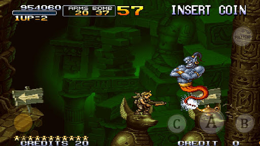METAL SLUG X android