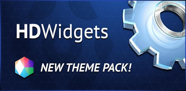 HD Widgets Apk v3.9.5
