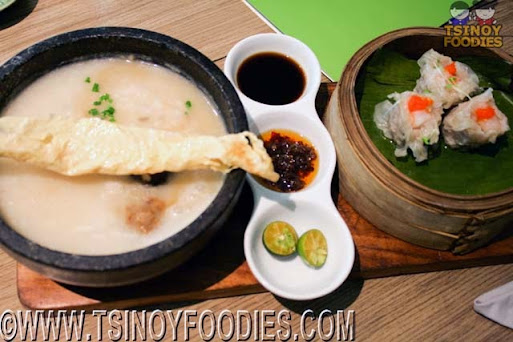 anise scented beef congee