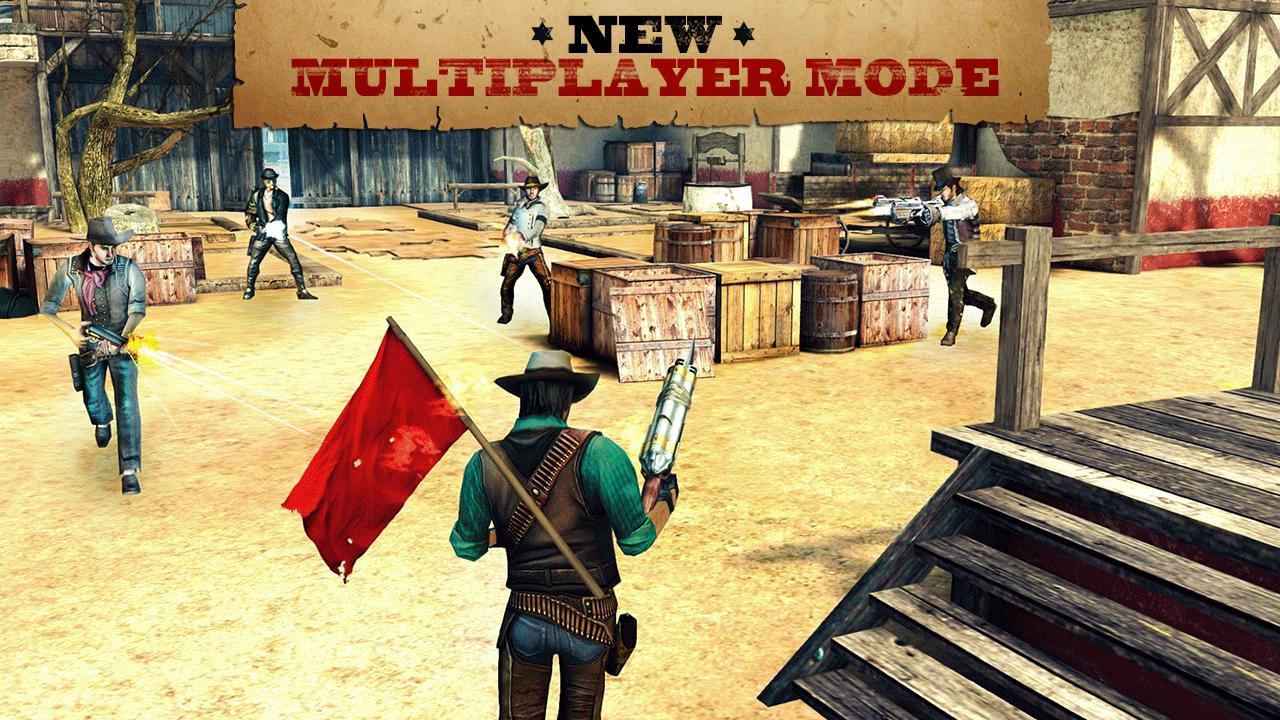 Download game Six Guns - Cao bồi viễn tây cho android - 22440