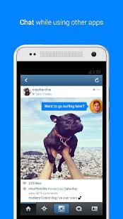 Facebook Messenger v21 Apk  بهرنامه بۆ ئهندرۆید