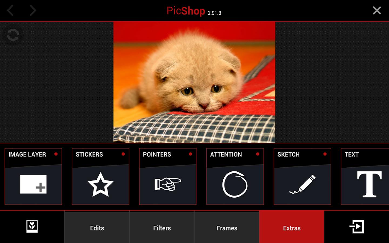 Download PicShop Photo Editor v3 0 3 Full Apk | ASAL BE