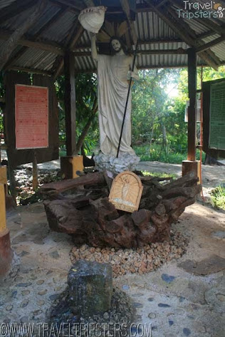 kuyba almoneca station of the cross