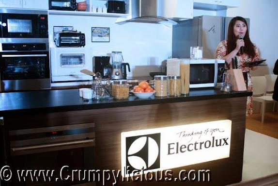 electrolux housewarming