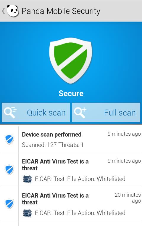 Panda Mobile Security And Antivirus