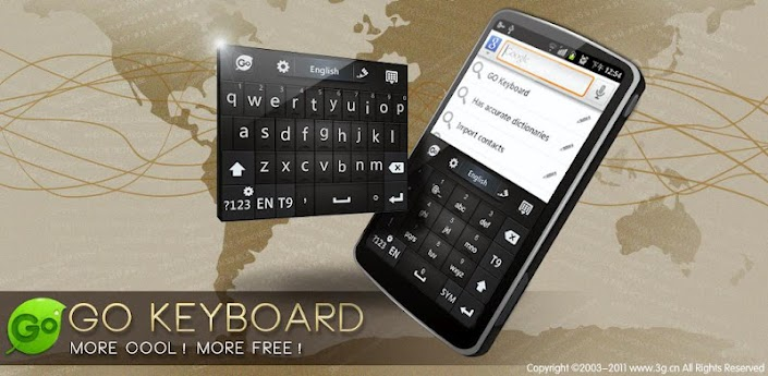 GO Keyboard Apk v1.9.9