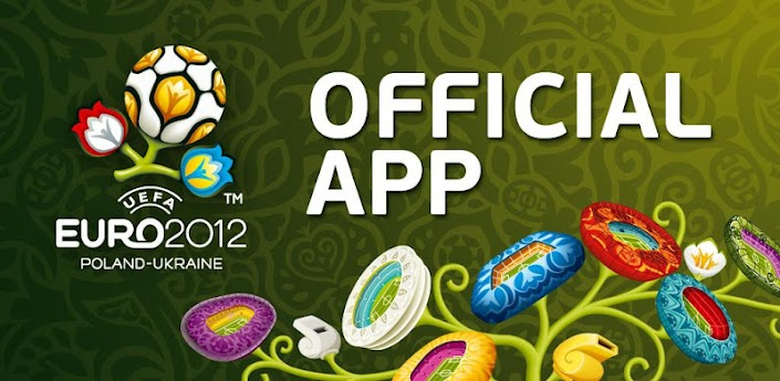 Official UEFA EURO 2012 app apk